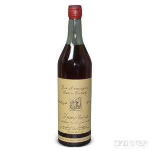 Francis Darroze Bas Armagnac, 1 750ml bottle